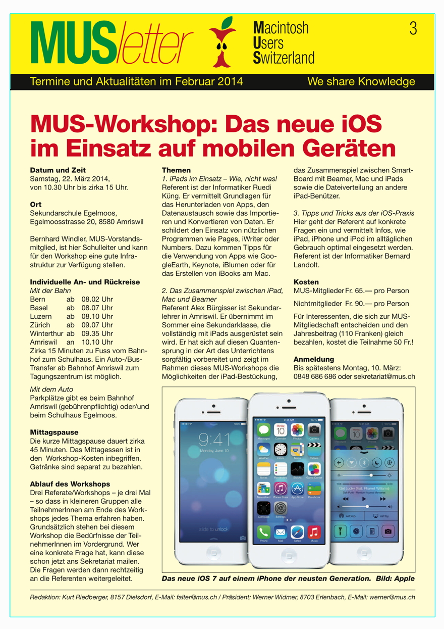musletter workshop-2014km